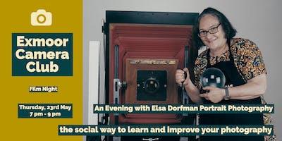 An Evening with Elsa Dorfman Portrait Photography