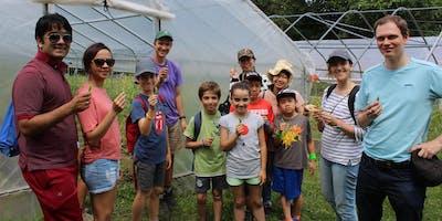Visit & Volunteer Afternoon at Yale Farm