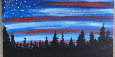Sip & Paint Night @ The Copper Fox