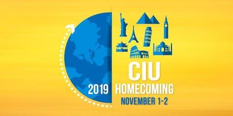 2019 CIU Homecoming tickets