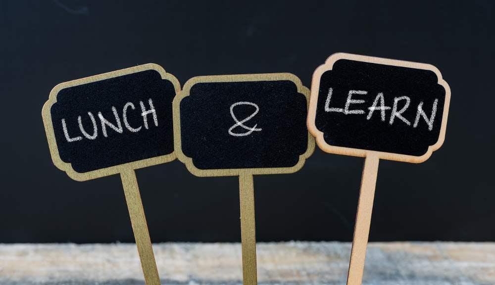 SNAAZC Lunch & Learn