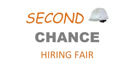 Second Chance Hiring Fair (Job Seekers) tickets