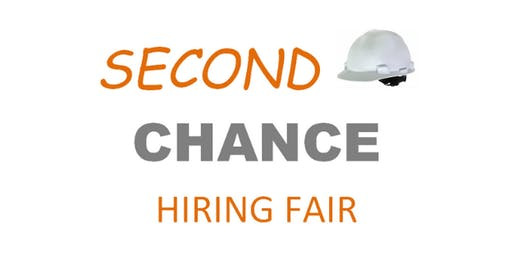 Second Chance Hiring Fair (Job Seekers)