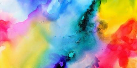 Fine Art Fridays - Watercolors (Family-Friendly Workshops) tickets
