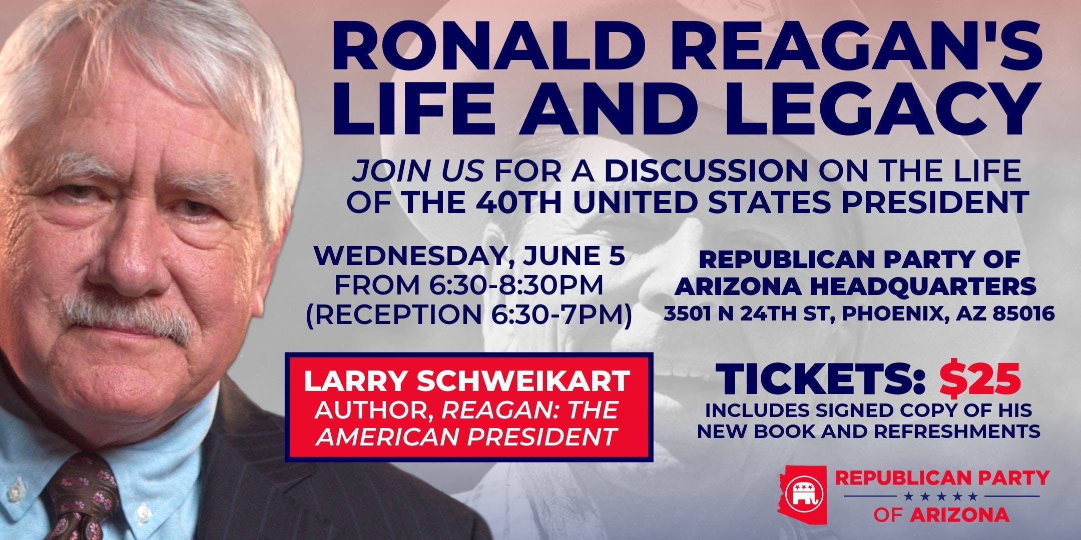 Ronald Reagan's Life and Legacy