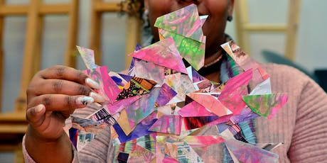 Fine Art Fridays - Mixed Media (Family-Friendly Workshops) tickets