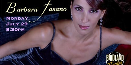 "Barbara Fasano ""Easy to Find"" tickets"
