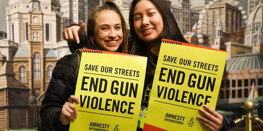 Amnesty International Oregon Training