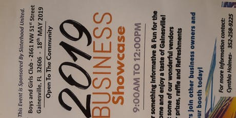 2019 Business Showcase tickets
