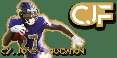 """Cy. Jones Foundation 1st Annual """"FINAO"""" Football Camp"""