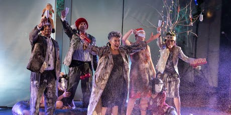 Inimigos na Casa de Bonecas | Teatro | Sesc Centro ingressos