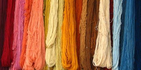 Fine Art Fridays - Textiles (Family-Friendly Workshops)   tickets