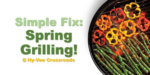 Simple Fix Meal Prep Workshop- Grilling Edition