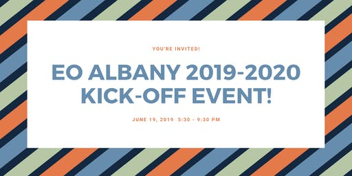 2019-2020 Chapter Kick-off Event