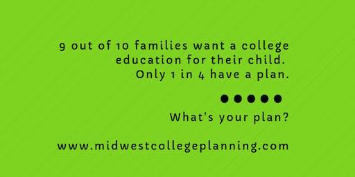 Cincinnati Area-Free College Planning Event