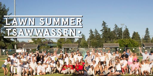 Tsawwassen Pop Up - Social Tickets @ Lawn Summer Nights