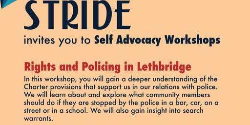 Rights and Policing in Lethbridge