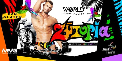 ZŪTOPIA Just Twirl PRIDE Party