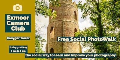 Social PhotoWalk Conygar Tower
