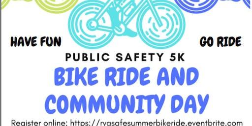 RVA Safe Summer Community Bike Ride