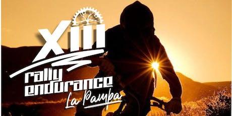 Rally Endurance 2019 - Competitivos entradas
