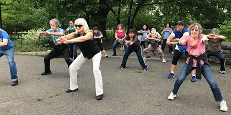 Morning Fitness at Fort Tryon Park tickets