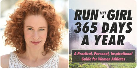 Author Talk: Run Like a Girl 365 Days a Year with Mina Samuels tickets