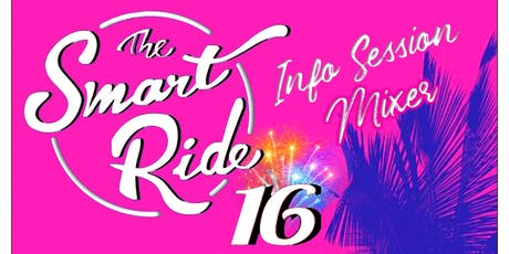 Central Florida SMART Ride Info Session Mixer tickets