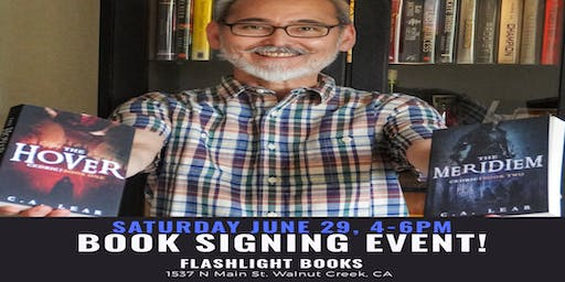 C. A. Lear-Local Author Book Signing Event!