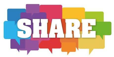 SHaRE (Social Hour and Referral Exchange) tickets