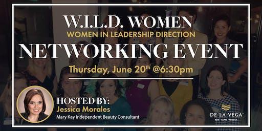 W.I.L.D Women Networking Event