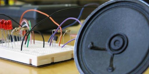 ELECTRONICS FOR ARTISTS   Practical skills workshop