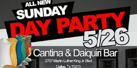 Sunday Day Party tickets