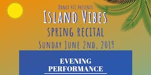 "Kids Dance 411 EVENING Spring Recital 2019 ""Island..."
