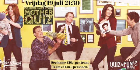 De HIMYM Quiz Breda tickets