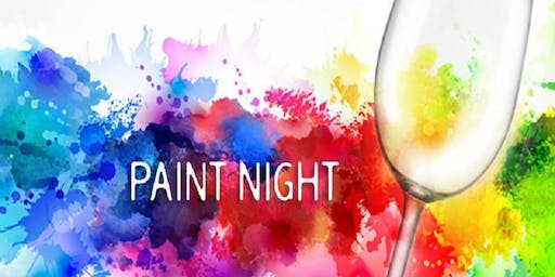 Paint Night At The Greek Guy