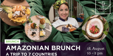 Amazonian brunch - A trip to 7 countries Tickets