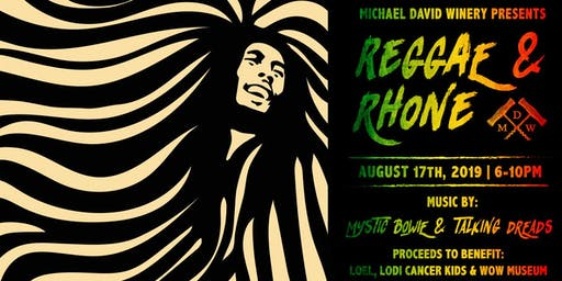 Reggae & Rhone 2019