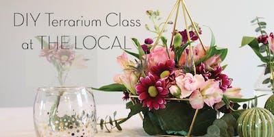 DIY Terrarium Class