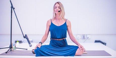 Monday Evening Meditation with Jasmyn tickets