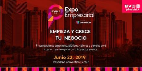 Posible L.A Expo Empresarial 2019 tickets