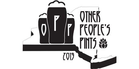 2019 O.P.P. (Other People's Pints) Beer Festival tickets