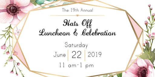 Hats Off Luncheon