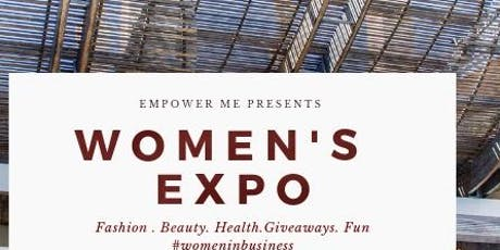 Women's Expo tickets