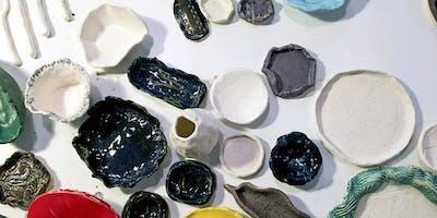 Serenbe Handbuilt Ceramics Workshop: Sundays 6/30 + 7/14