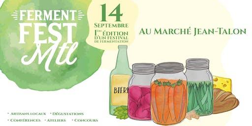 Ferment Fest Montreal