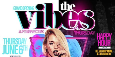 The Vibes: After Work Thursday Party @ The Last Stop tickets