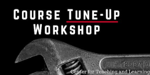 COURSE TUNE-UP WORKSHOP