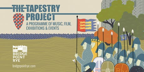 The Tapestry Project Weekend 3 July 2019 tickets