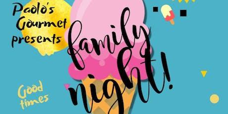 Family Night tickets